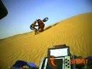 Shamrock - Wüstenraid in Marokko, gefilmt mit Helmkamera - coole Bilder