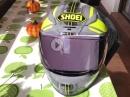 Shoei NXR mit selbsttönenden Photocromic Visier