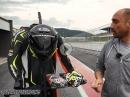 Sicher Motorrad fahren: Lederklamotten / Motorradschutz und Gewinnspiel von Asphalt Süchtig