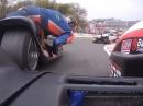 Sidecar Battle vom Feinsten | Brands Hatch - zum Niederknien!