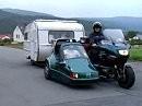 Sidecar is better! Hier sieht man die Gründe
