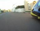 Sidecar Lap Isle of Man (TT) - John Holden - geht abartig vorwärts