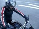 Sie: Das erste mal auf dem Bike und das auf einem Speed Triple 1050