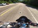 Sieben häufige, vermeidbare Fehler beim Motorradfahren
