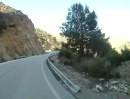 Sierra Nevada (Spanien) Richtung Grenada