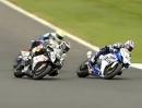 Silverstone Race 1 British Superbike (BSB) 2012 - Highlights