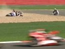 Silverstone British Superbike (BSB) 11/2013 Rennen1 Highlights
