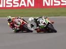 Silverstone British Superbike R01/16 (MCE BSB) Race2 Highlights