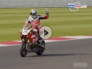 Silverstone British Superbike R11/15 (MCE BSB) Race1 Highlights