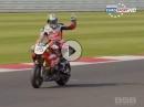Silverstone British Superbike R11/15 (MCE BSB) Race1 Highlights