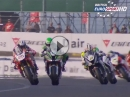Silverstone British Superbike R11/15 (MCE BSB) Race2 Highlights