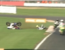 Silverstone British Supersport (BSS) 11/2013 Highlights.