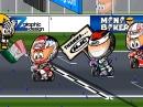 Silverstone MotoGP 2015 Minibikers - Rossi holt WM-Führung