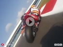 Silverstone onboard Buildbase BMW S1000RR Richard Cooper BSB 2015 FP1