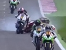 Silverstone Superstock 600 (STK600) 2013 Highlights - Abbruchrennen