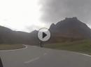 Silvretta Hochalpenstrasse 2015 von Galtür zur Bieler Höhe