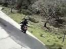 Sizilianische Motorrad Impressionen