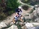 Slalom mit Toni Bou - der Typ hats einfach drauf! Yee-haw