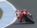Casey Stoner vs. Ducati Desmosedci - Striche ziehen, Revier markieren