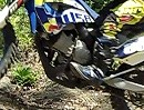 Husaberg FE 450 Slow motion Enduro