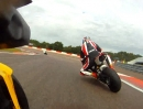 SMR Dijon MV AGUSTA Intercup und Italokings 2012
