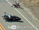 Snake Motorradunfall: Gripverlust und dann dieses schlimme Geräusch ...