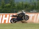 Snetterton British Superbike (BSB) Race1 Highlights