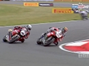 Snetterton British Superbike R4/15 (MCE BSB) Race1 Highlights