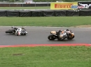 Snetterton British Supersport (BSS) 03/14 Feature Race Highlights