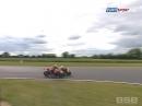 Snetterton British Supersport (BSS) 04/15 Feature Race Highlights