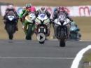 Snetterton British Supersport R05/17 (Dickies BSS) Sprint Race Highlights