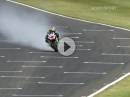 Snetterton Feature Race, British Supersport R05/16 (Dickies BSS) Highlights