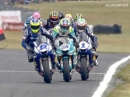Snetterton - Feature Race British Supersport R06/19 (Dickies BSS) Highlights