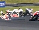 Snetterton Race2 (BSB) MCE Insurance British Superbike Championship 2012 Highlights