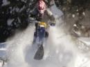 Snow Bike Timbersled. Winter? Kein Problem umrüsten! Hammer Tool