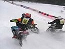 Snow Speedhill Race Eberschwang