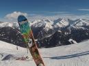 Snowboard und Ski - Schneetreiben mit Mirco Langholz