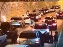 SO muss das: Rettungsgasse in einem Tunnel in Südkorea - Vorbildlich