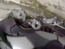 SO NICHT Crash: Lehrstück Motorrad Kurventechnik Alpen