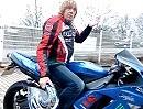 Motorradverkauf perfekt - hier: Kawasaki ZX6R Ninja MotoGP-Optik