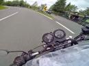Soboth Pass mit Honda CB500 und Materialabrieb | Schaaf
