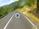 Socatal, Slowenien Richtung Norden - Hammer Strecke