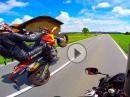 Sommer Fun 2K16 mit Honda, KTM by Sbg-Supermoto-Crew