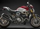 Sondermodell: Ducati Monster 1200 25° Anniversario - limitiert auf 500 Stück