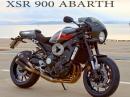 Sondermodell YAMAHA XSR 900 Abarth / Fiat Abarth 695 - Motorradtest & BikePorn von Jens Kuck von Motolifestyle