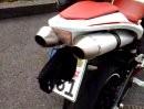 Leo Vince Auspuffanlage an Yamaha R1