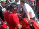 Sound Ducati Desmosedici Moto GP Sachsenring Warmup
