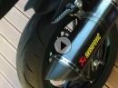 Kawasaki Z800 Soundcheck Akrapovic Auspuffanlage
