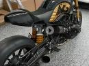 Soundcheck / BikePorn: Racebike BMW R nineT mit Zard Full Titanium Anlage von ACP Customs