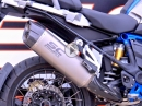 Soundcheck: BMW R1200GS mit SC-Project Exhaust / Euro4